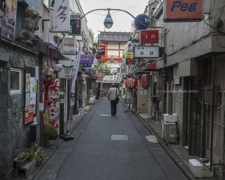 ゴールデン 街 コロナ 新宿